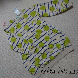 hakka kids - 【140】新品 ハッカキッズ ワンピース