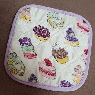ラデュレ(LADUREE)のLADUREE 鍋つかみ  ELLE a table(収納/キッチン雑貨)