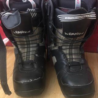 ディーラックス(DEELUXE)のディーラックス ブーツ エンパイア スノーボード 26cm(ブーツ)