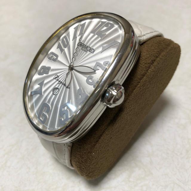 GRIMOLDI - グリモルディ ボルゴノーヴォ・ギョーシェ 250本限定 自動巻き腕時計の通販