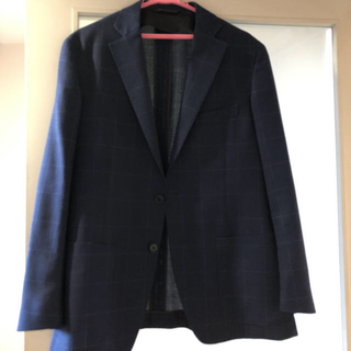 スーツカンパニー(THE SUIT COMPANY)のスーツカンパニー ジャケット ネイビー L(スーツジャケット)