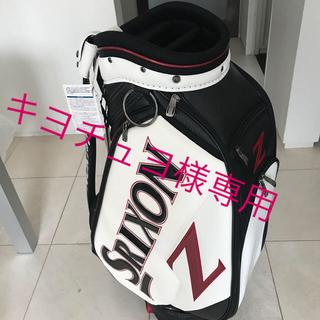 スリクソン(Srixon)のSRIXON  Z ゴルフバッグ 新品未使用品(バッグ)