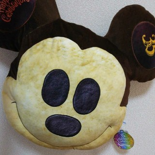 Disney - 新品未使用 35周年☆ミッキー パンクッション