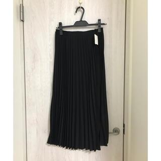 UNIQLO - 新品未使用 アメリカンホリック プリーツスカート ブラック