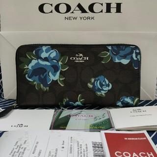 COACH - COACH コーチ 長財布 新品39189