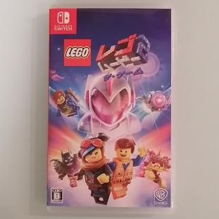 Nintendo Switch - レゴ ムービー2 ザ・ゲーム★SWITCH用