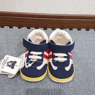 ダブルビー(DOUBLE.B)のミキハウス ダブルB 靴 新品未使用 (スニーカー)