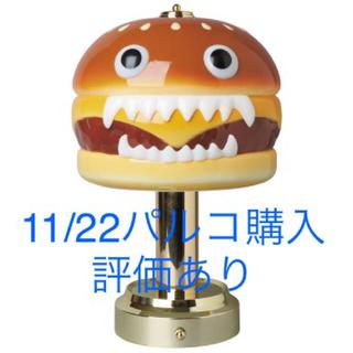 メディコムトイ(MEDICOM TOY)のundercover medicom toy HAMBURGER LAMP(フロアスタンド)