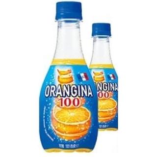 アサヒ(アサヒ)の96本果汁100%オランジーナ(ソフトドリンク)