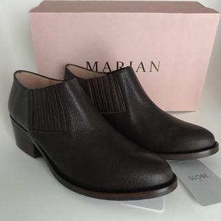 イエナスローブ(IENA SLOBE)のイエナ スローブ MARIANサイドゴアレザーブーツ新品❗️(ブーツ)
