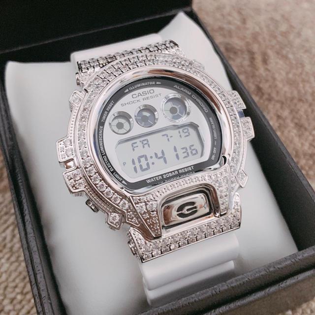 新品 G-SHOCK カスタム dw6900 腕時計 メンズ レディースの通販