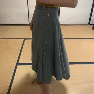 FRAY I.D - ヘムフレアスカート