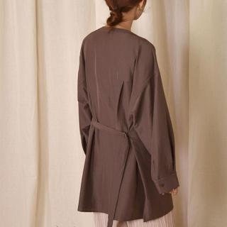 ダブルクローゼット(w closet)のwcloset(シャツ/ブラウス(半袖/袖なし))