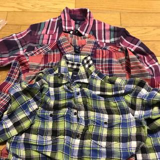 ギャップ(GAP)のネックシャツ(ブラウス)