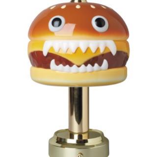 アンダーカバー(UNDERCOVER)のアンダーカバー UNDERCOVER HAMBURGER LAMP ランプ(テーブルスタンド)
