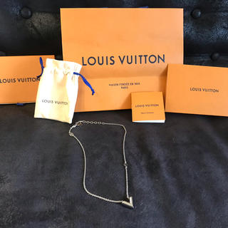 LOUIS VUITTON - 【正規品】LOUIS VUITTON ネックレス エセンシャル V