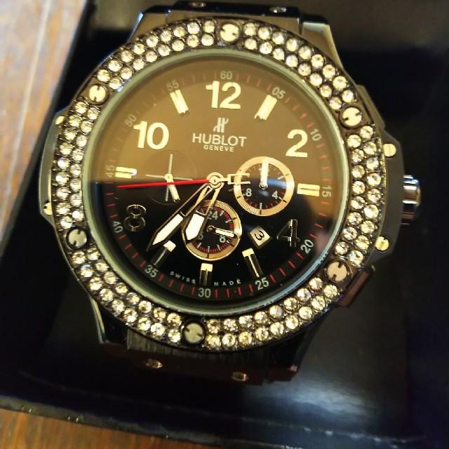 ウブロ偽物一番人気 | HUBLOT -  時計の通販 by ドルガバ3100's shop