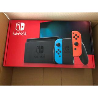 Nintendo Switch - Nintendo Switch ニンテンドースイッチ 本体 ネオン