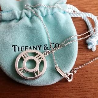 Tiffany & Co. - ティファニーアトラスネックレス