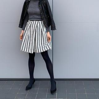 ルシェルブルー(LE CIEL BLEU)の膝丈 スカート(ひざ丈スカート)