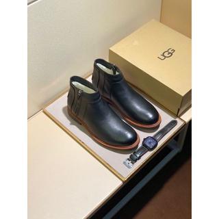 アグ(UGG)のUGG ブーツ本革(ブーツ)