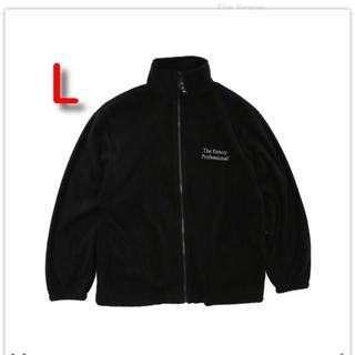 1LDK SELECT - Ennoy Full-Zip Fleece black Lサイズ