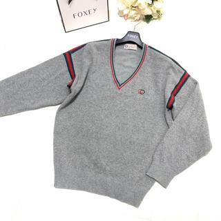 Gucci - ♡美品♡GUCCI グッチ シェリーライン トップス セーター