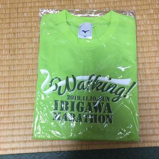 ミズノ(MIZUNO)のウォーキングTシャツ(ウォーキング)
