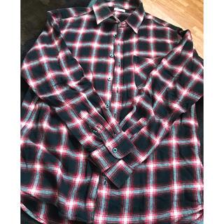 GU - チェックシャツ☆メンズL