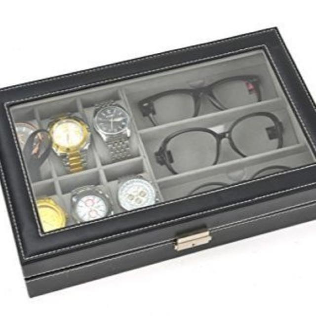 腕時計・メガネ収納ボックス コレクションケース ¥2,980 商品説明  【送料の通販