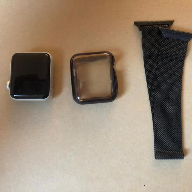 Apple Watch -  Apple Watch Series 3 38mm MQKJ2Jの通販