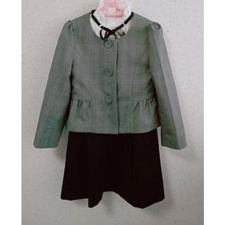 ジーユー(GU)の女児 フォーマル 120(ドレス/フォーマル)