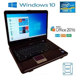 富士通 - 爆速SSD Fujitsu 快適i5 4gb win10 Office2016