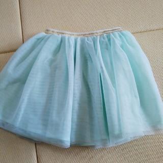 エイチアンドエム(H&M)のチュールスカート(スカート)