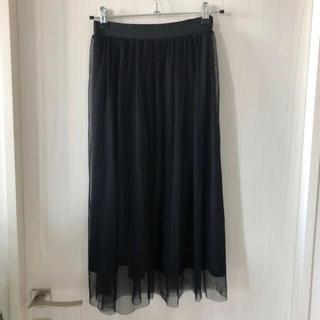 エイチアンドエム(H&M)のH&M チュールスカート(スカート)