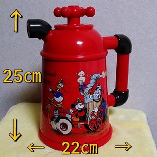 Disney - 昭和レトロ!ミッキーポット 象印 ミッキー 魔法瓶 ディズニー 水筒