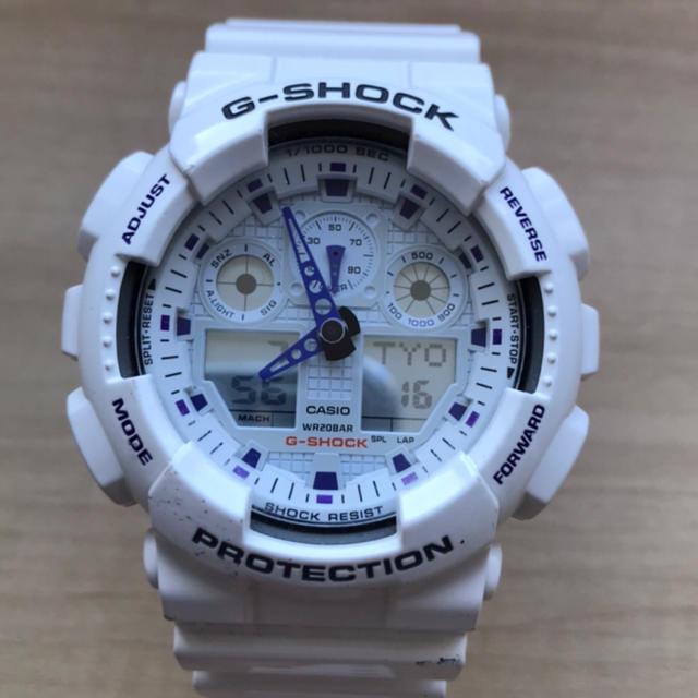 G-SHOCK - G-SHOCK GA-100Aの通販