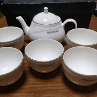 Saint Laurent - 新品未使用品イブサンローラン茶器セット