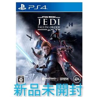 PlayStation4 - スターウォーズ ジェダイ フォールンオーダー PS4 STARWARS 新品