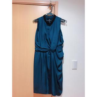シップスフォーウィメン(SHIPS for women)のships little black ドレス(ひざ丈ワンピース)