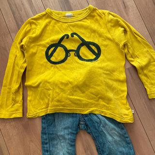 プティマイン(petit main)の期間限定値下げ!petit main カットソー 110cm(Tシャツ/カットソー)