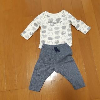 babyGAP - Baby GAP ロンT パンツ 60