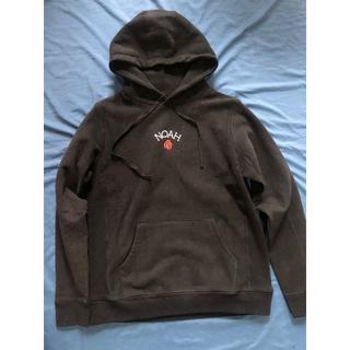 新作 NOAH ノア nyc rose logo hoodie パーカー S