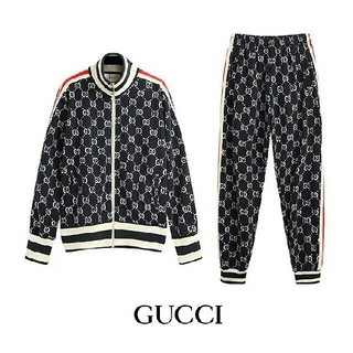 Gucci - GUCCI ジャージ上下セット XXL