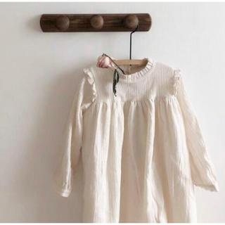 キッズ ワンピース 100 韓国子供服(ワンピース)