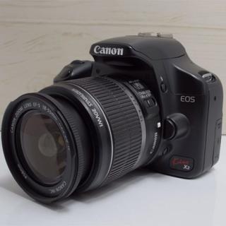 Canon - ★超人気★Canon kiss x2 レンズセット