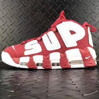 シュプリーム(Supreme)のSupreme x Nike Air More Uptempoスニーカー メンズ(スニーカー)