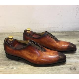 オックスフォード·シューズビジネス皮靴メンズフォーマル、ウエディングDZ520(ドレス/ビジネス)