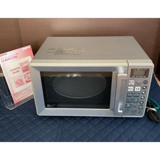 サンヨー(SANYO)のSANYO オーブンレンジ (シルバー) EMO-CH8(SB)(電子レンジ)
