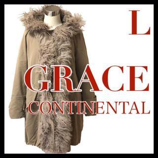 グレースコンチネンタル(GRACE CONTINENTAL)のグレースコンチネンタル ミリタリー コート 9way 38 L(ミリタリージャケット)
